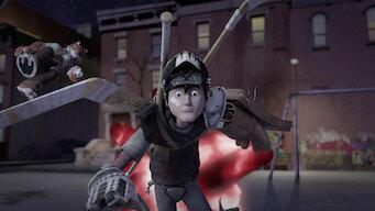 Teenage Mutant Ninja Turtles: Season 4: Tale of Tiger Claw