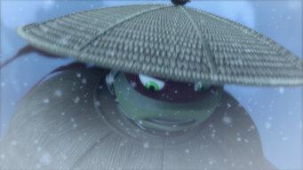 Teenage Mutant Ninja Turtles: Season 5: Kagayake! Kintaro